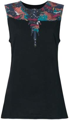 Marcelo Burlon County of Milan Wings tank top