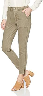 Lucky Brand Women's The Girlfriend Utility Pant
