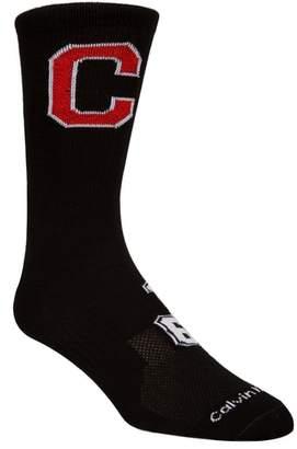 Calvin Klein Varsity Patch Socks