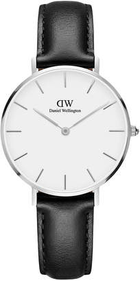 Daniel Wellington DW00100186 32mm Classic Petite Silver Sheffield Watch
