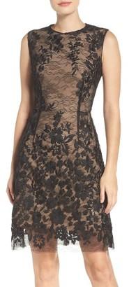Betsey Johnson Lace Dress $158 thestylecure.com