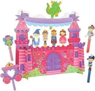 Stephen Joseph Princess Puppet Play & Craft Set