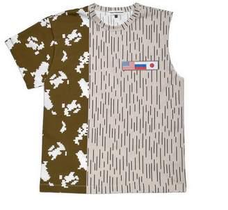 Gosha Rubchinskiy Hybrid T-shirt