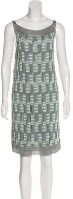 Missoni Wool-Blend Mini Dress