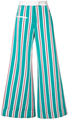 Striped Ribbon Pant
