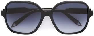 Victoria Beckham square frame sunglasses