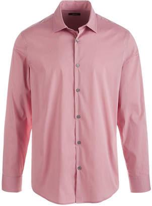 Alfani Men's Stretch Modern Stripe Shirt