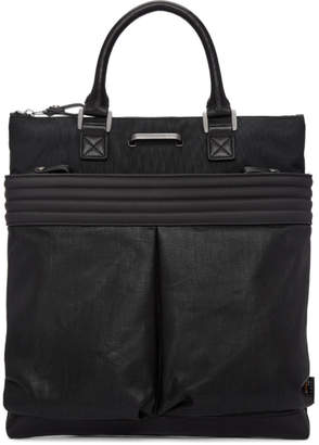 Diesel Black M Proof Tote