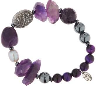 Jodie M. Rambler Stretch Bracelet