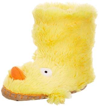 Hatley Slouch - Chick, Girls' Slippers, S Child UK
