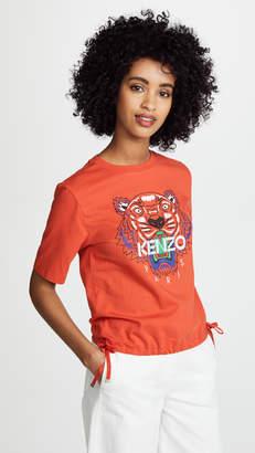 Kenzo Tiger Drawstring T-Shirt