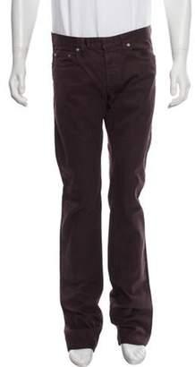Christian Dior Straight-Leg Jeans Straight-Leg Jeans