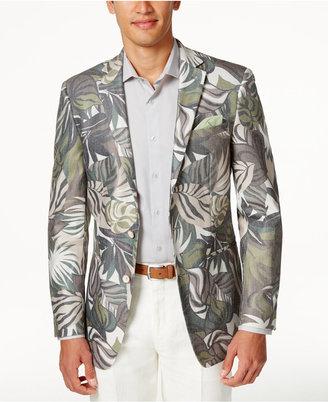 Tallia Slim-Fit Viggio Camo Floral Sport Coat $215 thestylecure.com