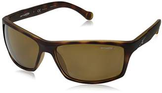 Arnette Men's AN4207 Boiler Rectangular Sunglasses