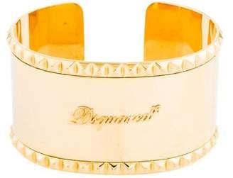 DSQUARED2 Pyramid Stud Bracelet