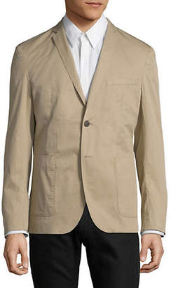 Selected Dniles Cotton Sports Jacket