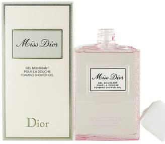 Christian Dior 6.8Oz Miss Foaming Shower Gel