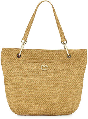 Eric Javits Squishee Clip II Tote Bag $245 thestylecure.com