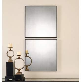 Uttermost Matty Square Mirror
