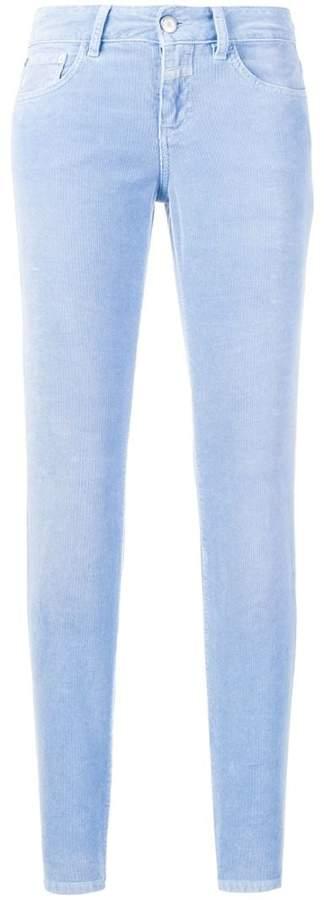 regular skinny jeans