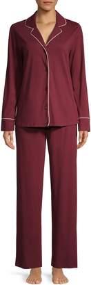 Core Life 2-Piece Dotted Cotton Pyjama Set