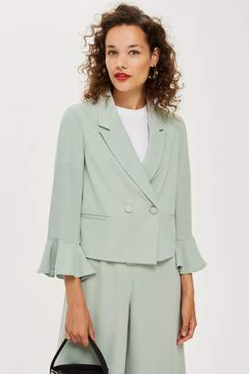 Topshop Cropped Jacket