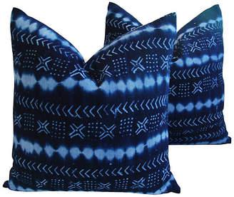 One Kings Lane Vintage Handwoven Tribal Textile Pillows