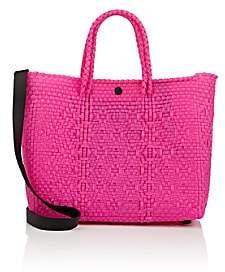 Truss Women's Crossbody Tote Bag - Pink