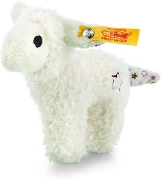 Steiff Mini Lamb with Rustling Foil (White)