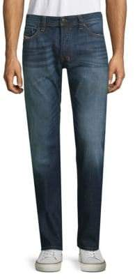 Diesel Safado Cotton Straight Leg Jeans