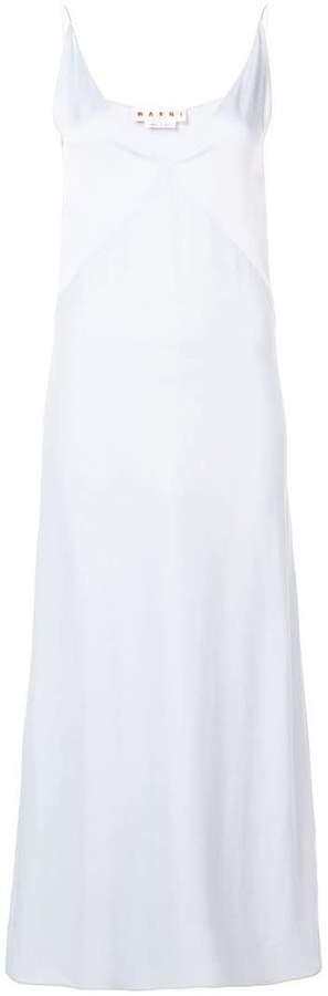 Marni A-line shift dress