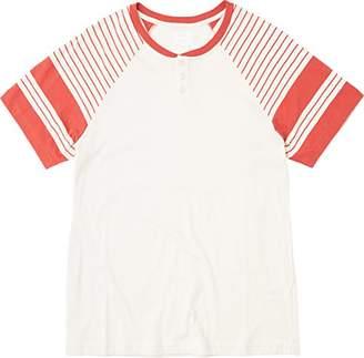 RVCA Men's Deville Short Sleeve Crew Neck T-Shirt