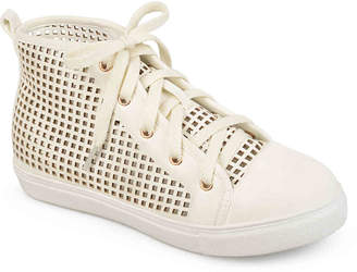Journee Collection Nycole High-Top Sneaker - Women's