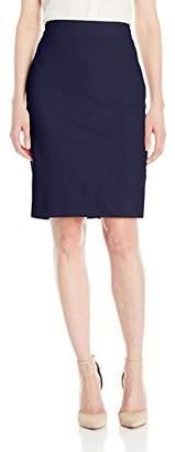 Jones New York Women's Washable Suiting Pencil Skirt