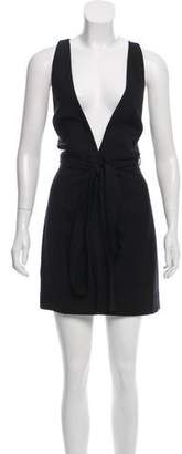 Milly Wool Mini Dress w/ Tags