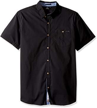 Rusty Men's Lunar Short Sleeve Shirt