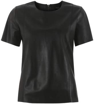 ELLESD - Classic Leather T-Shirt