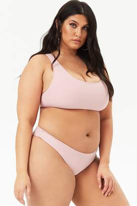 9d5dbb39454 Forever 21 Plus Size Swimsuits - ShopStyle Canada