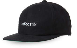 adidas Black Originals Relaxed Flatbrim Cap