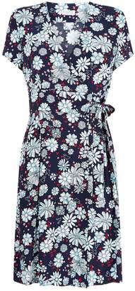 Claudie Pierlot Floral Wrap Dress