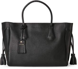 Longchamp Black Penelope Medium Tote