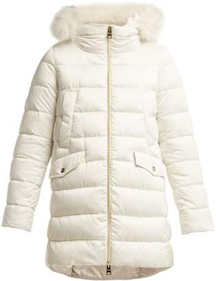 Herno Bonbon quilted-down coat