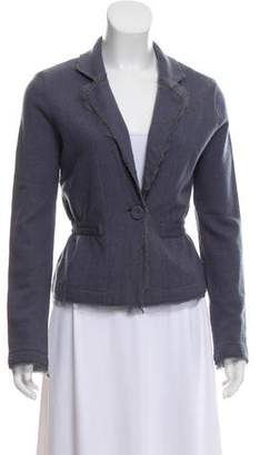 Cacharel Knit Lightweight Blazer