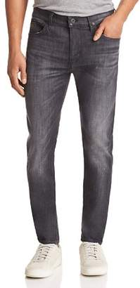 Hudson Axl Skinny Fit Jeans in Fly By Night