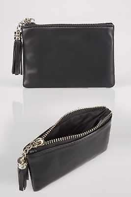 Yours Clothing Yoursclothing Womens Small Zip Purse With Tassel Charm