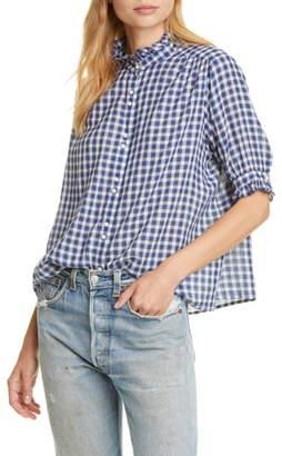 The Great The Cedar Plaid Shirt
