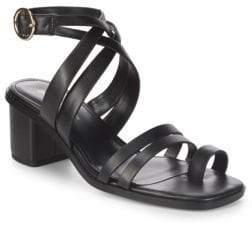 BCBGeneration Erica Ankle-Strap Sandals