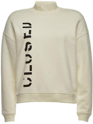 Closed Printed Cotton Sweatshirt