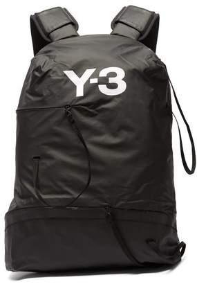 a9b0c274a7 Y-3 Y 3 Bungee Technical Backpack - Mens - Black