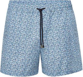 Swim With Mi Printed Swim Shorts